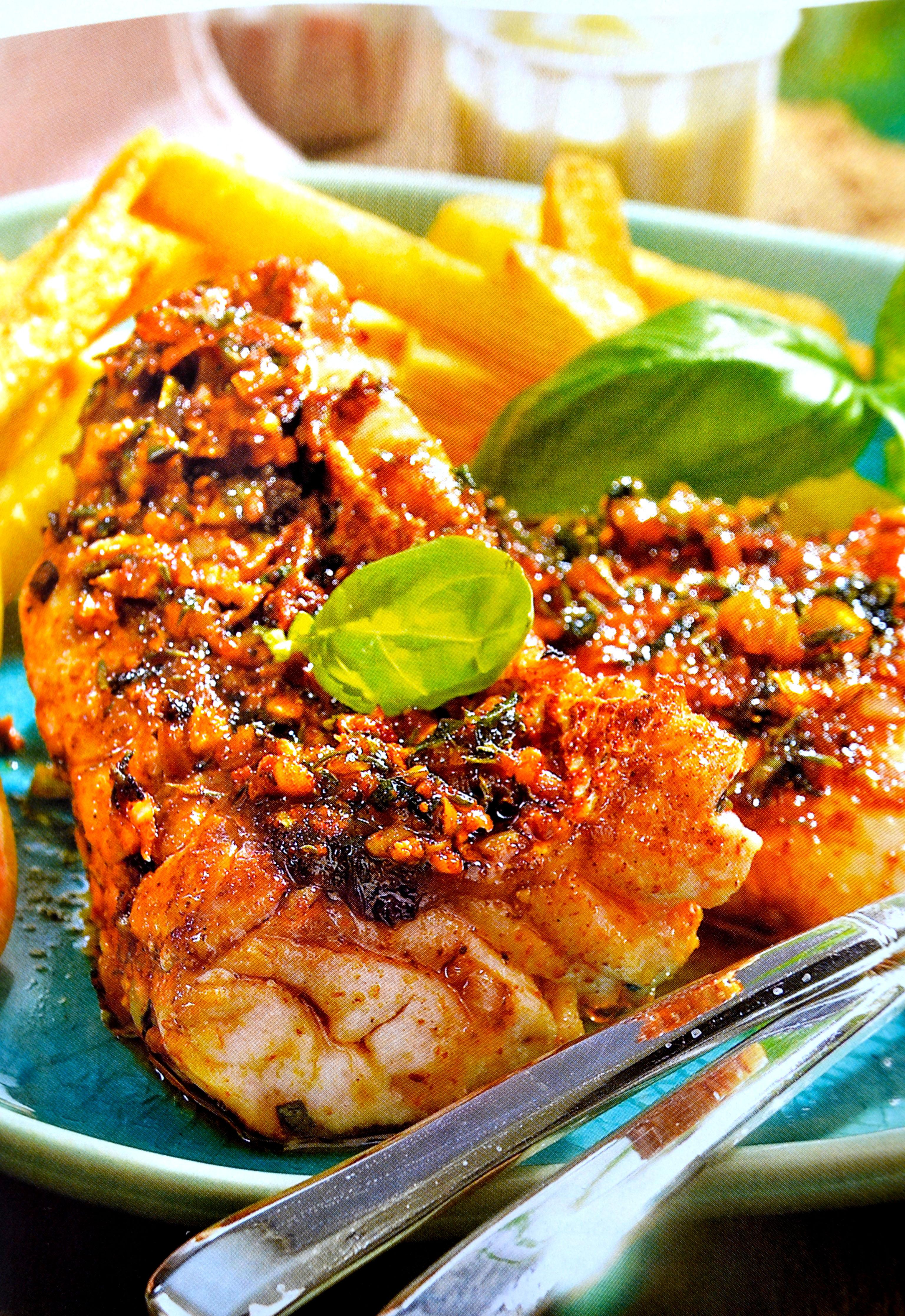 Пошаговые рецепты рыбное филе